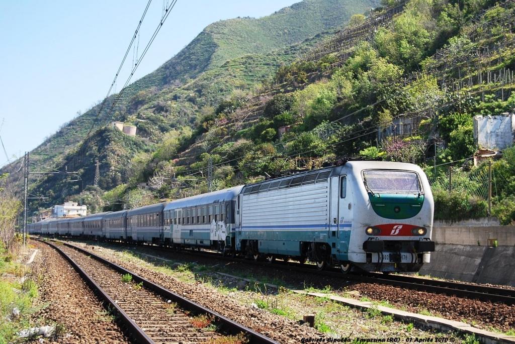 Treni Auto Al Seguito Villa San Giovanni Roma